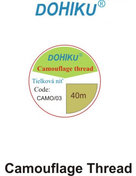 Camouflage thread