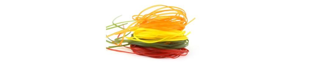 Synt Oval Tape/Tielková gumička